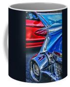 Rear Tail Lights Coffee Mug