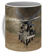 Rear View Of An Israeli Air Force Ch-53 Coffee Mug