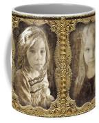 Rebecca And Sara Coffee Mug