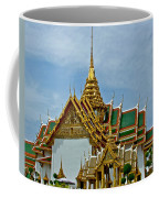 Reception Hall At Grand Palace Of Thailand In Bangkok Coffee Mug