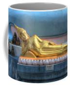 reclining Buddha Coffee Mug