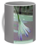 Reclining Lily Abstract Coffee Mug