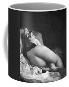 Reclining Nude, C1850 Coffee Mug