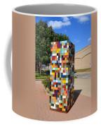 Reconstructing Fences Coffee Mug