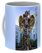 Recording Angel Coffee Mug