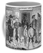 Recruitment, C1778 Coffee Mug