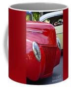 Red 40 Ford Coffee Mug