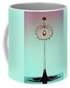 Red Accent Coffee Mug
