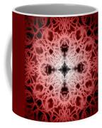 Red Coffee Mug by Adam Romanowicz