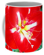 Red Amaryllis Coffee Mug