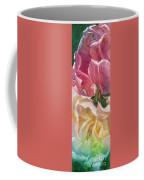 Red-amber-green Coffee Mug by Mohamed Hirji
