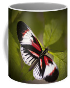 Red And Black Coffee Mug