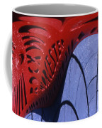 Red And Blue Fantasy Coffee Mug