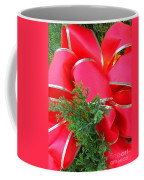 Red And Greens Coffee Mug