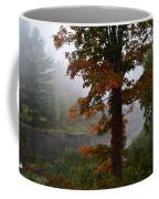 Red And Orange Coffee Mug
