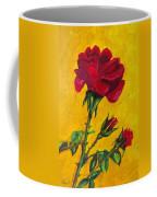Red And Small Coffee Mug