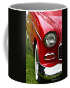 Red And White 50's Chevy Coffee Mug