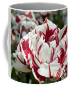Red And White 6393 Coffee Mug