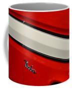 Red And White Ranchero Coffee Mug