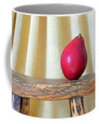 Red Anjou Pear Coffee Mug
