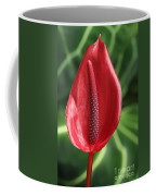 Red Anthurium #2 Coffee Mug