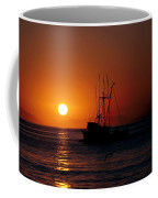 Red At Night Sailor's Delight Coffee Mug
