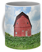 Red Barn And New Corn Coffee Mug