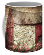 Red Barn Enhanced Coffee Mug