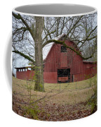 Red Barn Series Picture A Coffee Mug