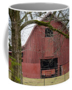 Red Barn Series Picture C Coffee Mug