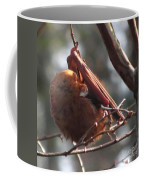 Red Bat Roost Coffee Mug