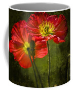 Red Beauties In The Field Coffee Mug