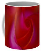 Red Beginning Coffee Mug