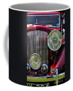Red Bentley Grill Coffee Mug