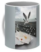 Red-billed Seagulls Coffee Mug