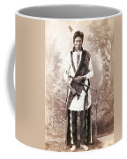 Red Blanket Coffee Mug