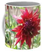 Red Blast Coffee Mug