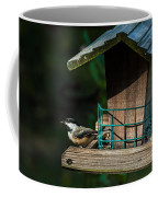Red-breasted Nuthatch Coffee Mug