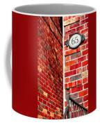 Red Bricks Coffee Mug