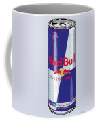 Red Bull Ode To Andy Warhol Coffee Mug