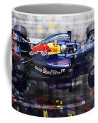 Red Bull Rb6 Vettel 2010 Coffee Mug
