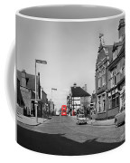 Red Bus And Red Telephone Box - 1960's    Ref-124-2 Coffee Mug