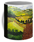 Red Bush Coffee Mug