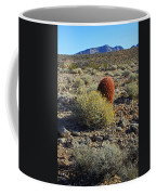 Red Cactus Coffee Mug