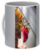 Red Cala Coffee Mug