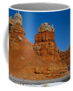 Red Canyon Dixie National Forest Coffee Mug