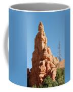 Red Canyon Rock Formation Coffee Mug