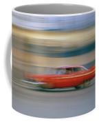 The Red Car Coffee Mug