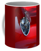 Red Chevy Hood Ornement Coffee Mug