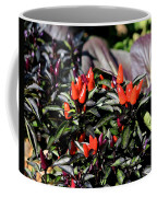 Red Chili Peppers Coffee Mug